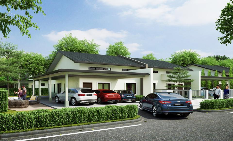 Taman Sejijak Indah Top Green Construction Development